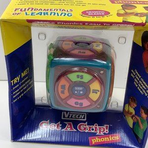 VTech Get A Grip! PHONICS  Learning Toy
